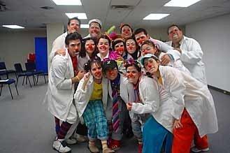 El primer paso para hacer visitas de hospital en tu clown con Risaterapia A.C.